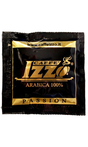 IZZO 100% Arabica Gold ESE Pad - altes Design