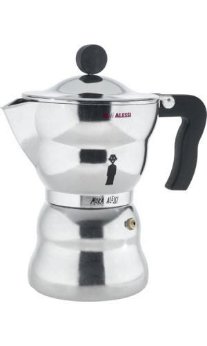 Alessi Moka Coffeemaker for 6 cups