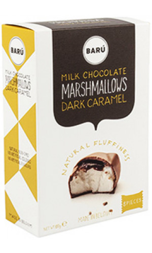 BARU - Marshmallow with dark caramel