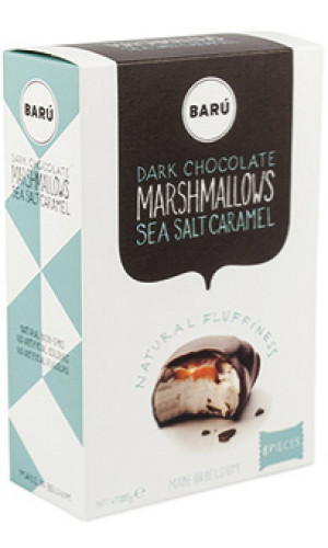 BARU Marshmallow with salt and caramel