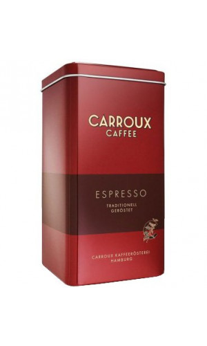 Carroux coffee juwelry can