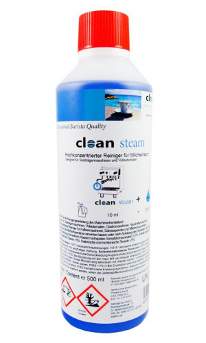 Clean Steam from Concept Art - Cleaner for milk froth steamer