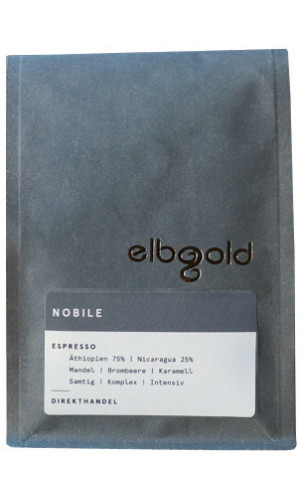 Elbgold Nobile Espresso | 1000g whole bean