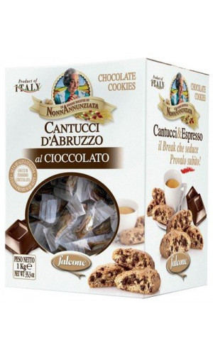 Cantucci Cantuccini Chocolate 1000g