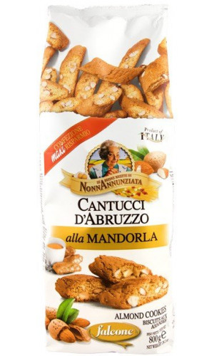 Falcone Cantucci Almond 800g cookies