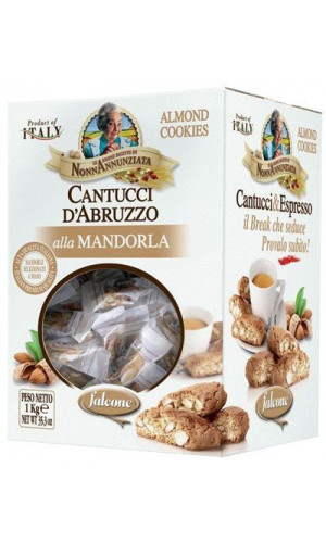 Cantucci Cantuccini Almond Pastry