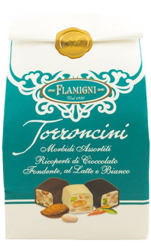 Flamigni Torroncini and Fruit Mix 200g