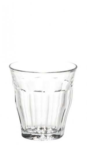 Water Glass Picardie 22 cl - Cafe Cortado