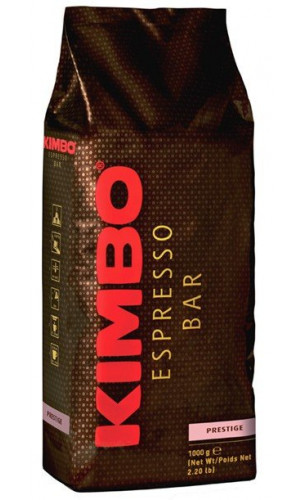 Kimbo Espresso Bar coffee Prestige whole bean