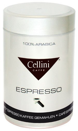 Cellini Premium ground Espresso