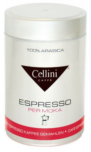 Cellini Espresso Premium MOKA ground