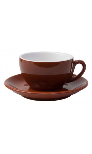 Cappuccino cup Rom