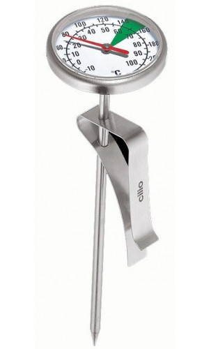 Cilio Latte Thermometer