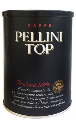 Pellini Top 100% Arabica ground