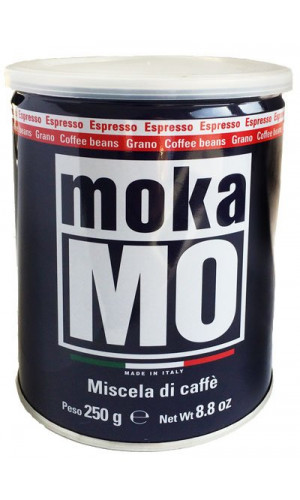 Mokamo Forte Espresso 250g ground coffee