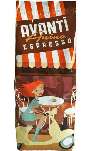 Avanti coffee Anina with discount