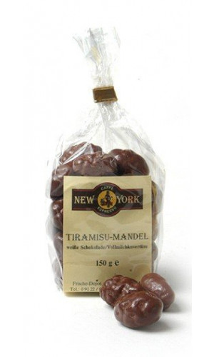 Caffe New York Tiramisu-almonds, 150g