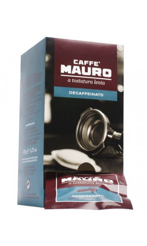 Mauro Coffee Espresso Pods decaffeinated (decaf)