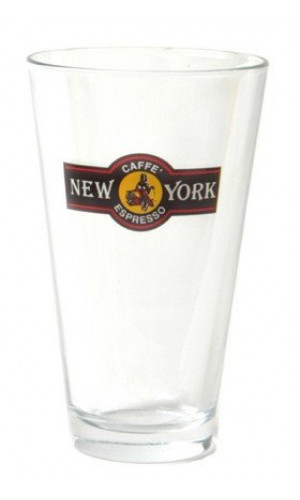 Caffe New York Latte Macchiato Glass