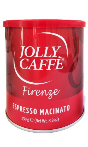 Jolly coffee Crema ground in a can