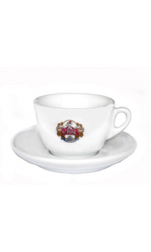 Mrs. Rose Cappuccino cup