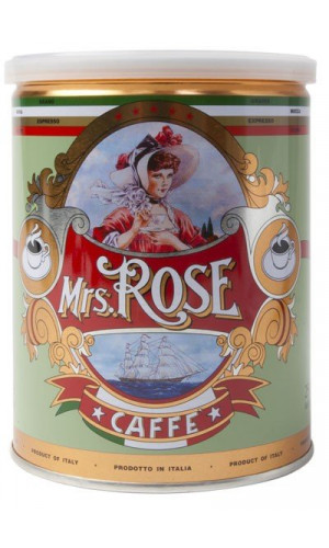 Mrs. Rose Espresso Coffee 250g, Moka grind
