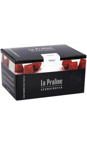 La Praline - truffle praline with sea salt - 200g