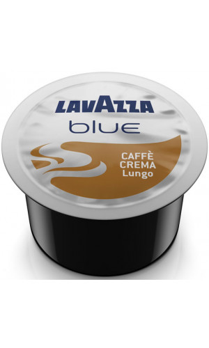 Lavazza Capsules BLUE and Caffe Crema Lungo