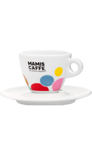 Mami's Caffe Cappuccino cup