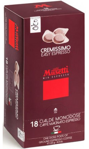 Musetti ESE Pads Cremissimo