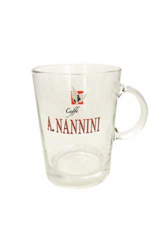 Nannini Latte Macchiato glass