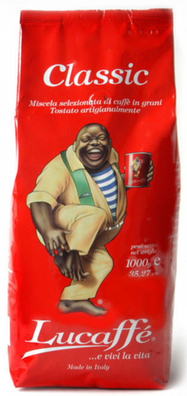 Lucaffe Classic 1kg coffee beans